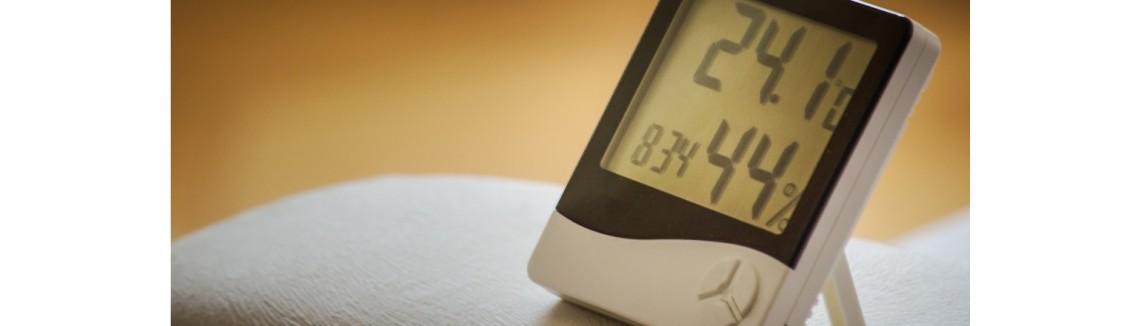 Контроль влажности и температуры при наращивании ресниц